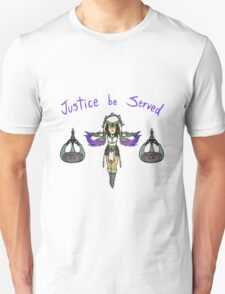 Smite - Justice be served! (Chibi) T-Shirt