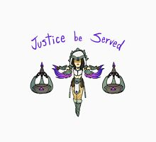 Smite - Justice be served! (Chibi) Unisex T-Shirt