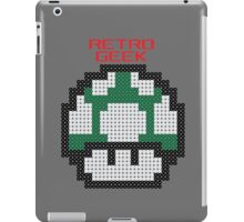 Retro Geek - One Up iPad Case/Skin