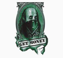 get money Kids Tee