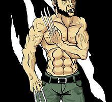 Wolverine by Kai Shepard