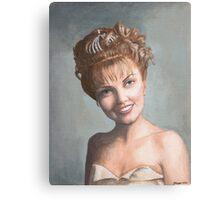 Laura Palmer Canvas Print