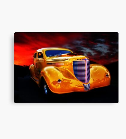 Chrysler Canvas Print