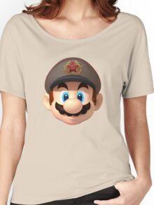 Communist Mario Soviet Women's Relaxed Fit T-Shirt