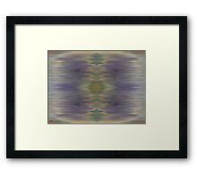 ABSTRACT 513 Framed Print