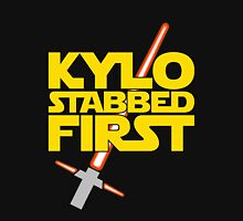 Kylo Stabbed First (Star Wars episode VII) Unisex T-Shirt