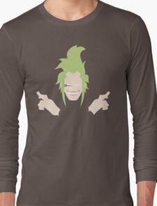 Bartolomeo Minimalistic Design Long Sleeve T-Shirt