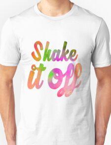 Shake it Off (colour) T-Shirt