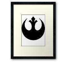 Rebel Alliance  Framed Print
