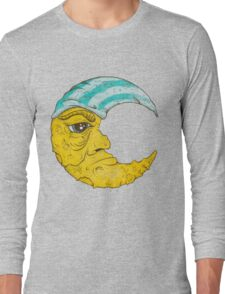 Old Man Moon Long Sleeve T-Shirt
