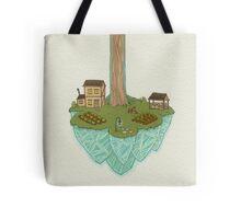 Totara House - Small Worlds Tote Bag