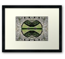 ABSTRACT 719 Framed Print