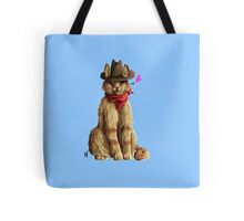 Billy the Kitten Tote Bag