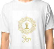 Yoga Golden treasure Classic T-Shirt
