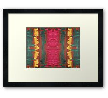 ABSTRACT 532 Framed Print