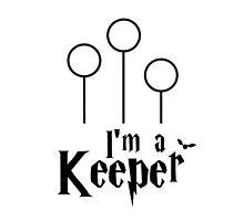 I'm a Keeper by TarpanSungkono