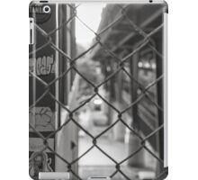 The Smallest Gap - Sydney - Australia iPad Case/Skin