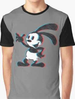 It all Started with a Rabbit Graphic T-Shirt