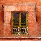 Arabic Window by lotusblossom