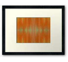 ABSTRACT 466 Framed Print