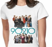 90210-two generations Womens Fitted T-Shirt