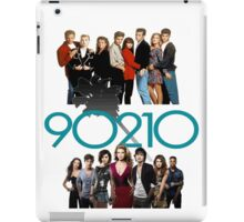 90210-two generations iPad Case/Skin