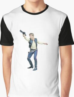sw - han solo Graphic T-Shirt