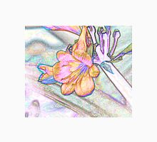 Abstract Beautiful Orchid In Pastel Colors Take 2 Classic T-Shirt