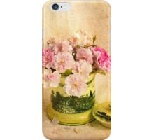 Potpourris iPhone Case/Skin