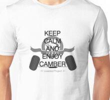 keep calm enjoy camber Unisex T-Shirt