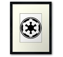 Galactic Empire Framed Print