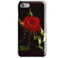 Clematis Love iPhone Case/Skin