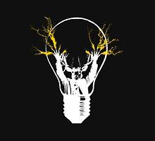 Deer lightning Bulb Unisex T-Shirt