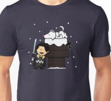 Snow Peanuts Unisex T-Shirt