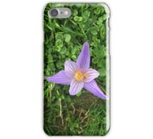 Wild Lilac Life iPhone Case/Skin