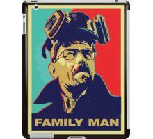 "Breaking Bad: Walter White ""Family Man"" iPad Case/Skin"