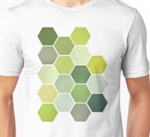 Shades of Green Unisex T-Shirt
