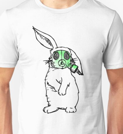 Gas Rabbit Unisex T-Shirt