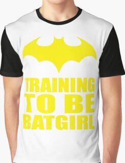 Training To Be Batgirl Graphic T-Shirt