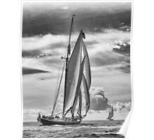 Oceanic Bliss Poster