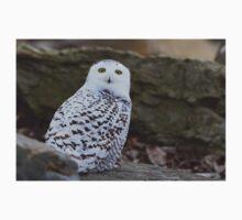 Snowy Owl One Piece - Short Sleeve