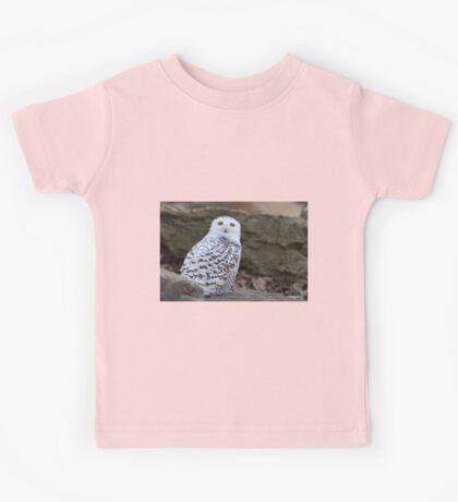 Snowy Owl Kids Tee