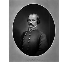 General Albert Sidney Johnston Photographic Print
