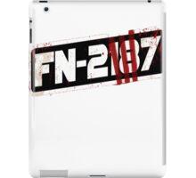 fn-2187 iPad Case/Skin