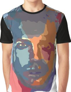 Face 01 Graphic T-Shirt