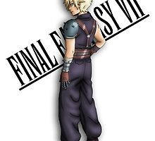 Final Fantasy Character - VII Cloud by Exirias