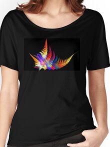 Earth Fern Women's Relaxed Fit T-Shirt