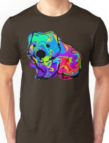 Colorful Wombat Unisex T-Shirt