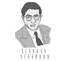 """The Bernard Herrmann"" Photographic Print"