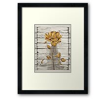 "PRECIOUS (WITH ""CANVAS EDGES"") Framed Print"